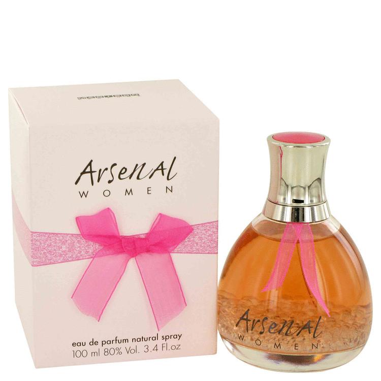 Arsenal by Gilles Cantuel – Eau De Parfum Spray 3.4 oz (100 ml) for Women