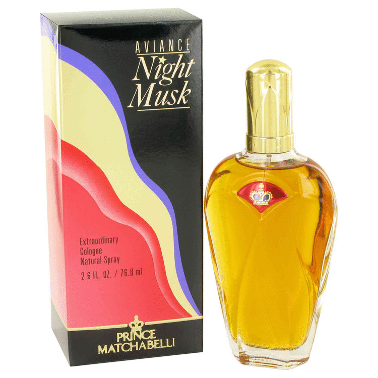 Aviance Night Musk Perfume 2.6 oz Cologne Spray for Women