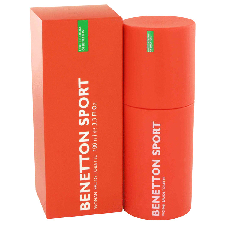 Benetton Sport Perfume by Benetton 100 ml EDT Spay for Women