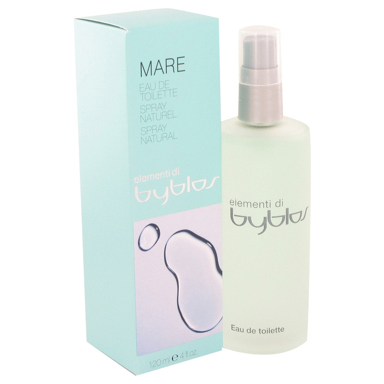 Byblos Mare Perfume by Byblos 4 oz EDT Spray for Women