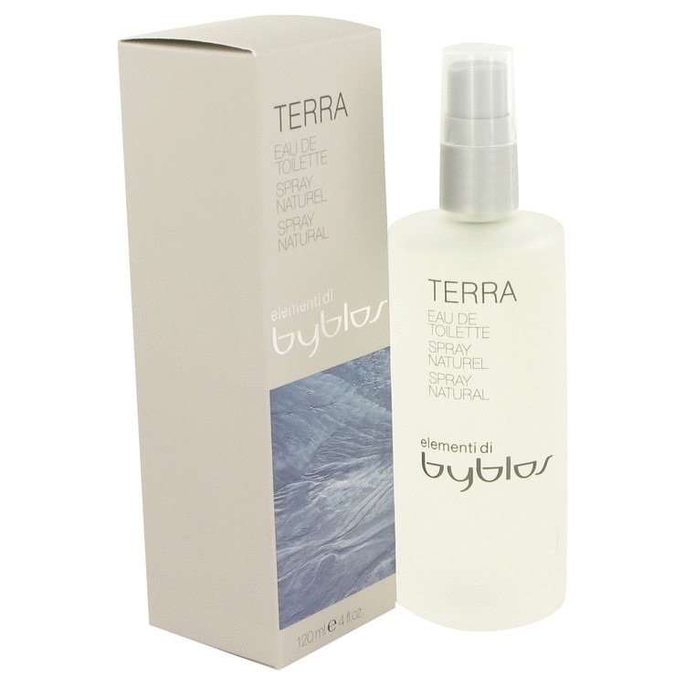 BYBLOS TERRA by Byblos for Women Eau De Toilette Spray 4.2 oz