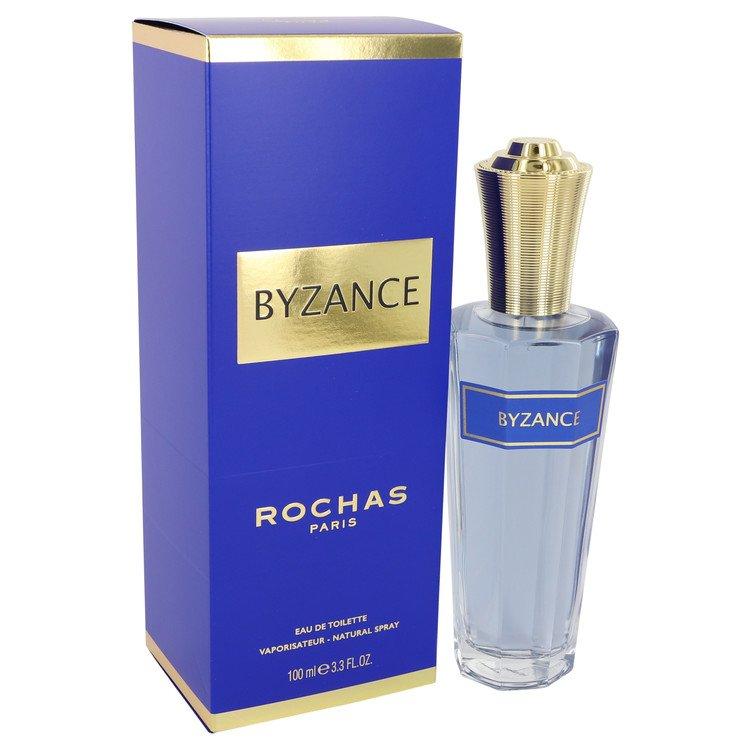 Byzance Perfume by Rochas 100 ml Eau De Toilette Spray for Women