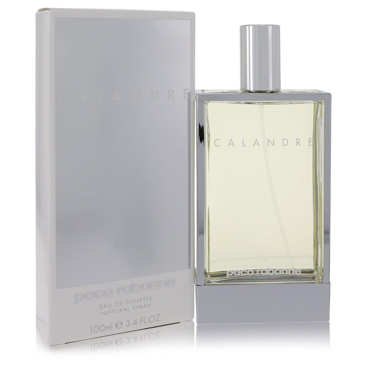 Calandre Perfume by Paco Rabanne 3.4 oz EDT Spay for Women
