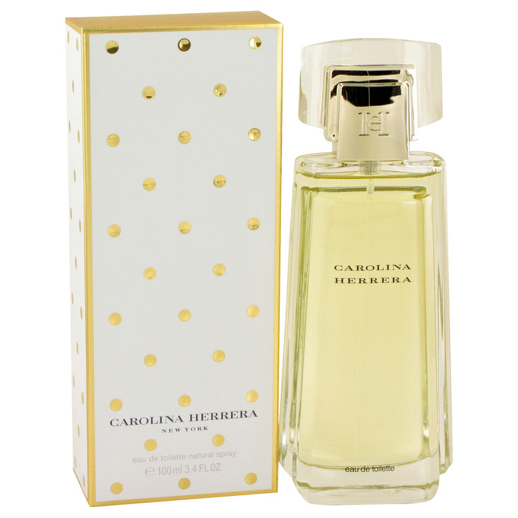 Carolina Herrera Perfume by Carolina Herrera 100 ml EDT Spay for Women