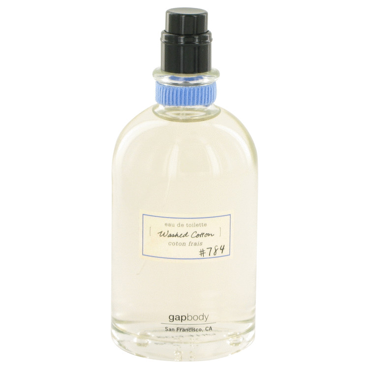 Washed Cotton 784 Perfume by Gap 100 ml EDT Spray(Tester) for Women