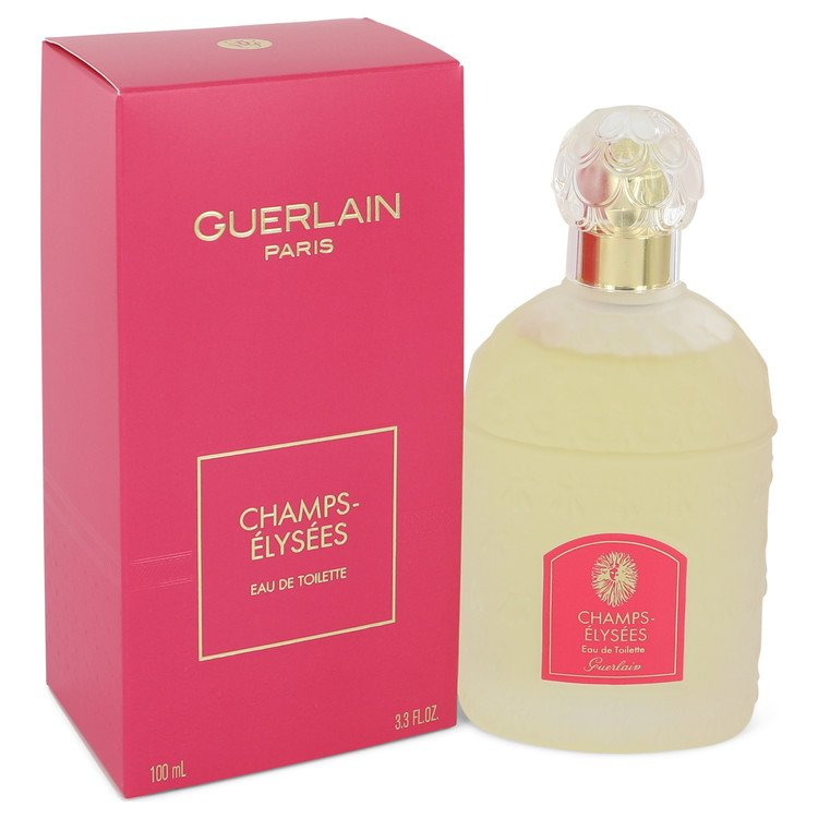 Champs Elysees Perfume by Guerlain 3.3 oz EDT Spay for Women Spray