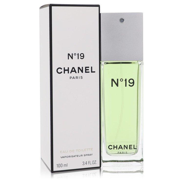 CHANEL 19 by Chanel for Women Eau De Toilette Spray 3.4 oz
