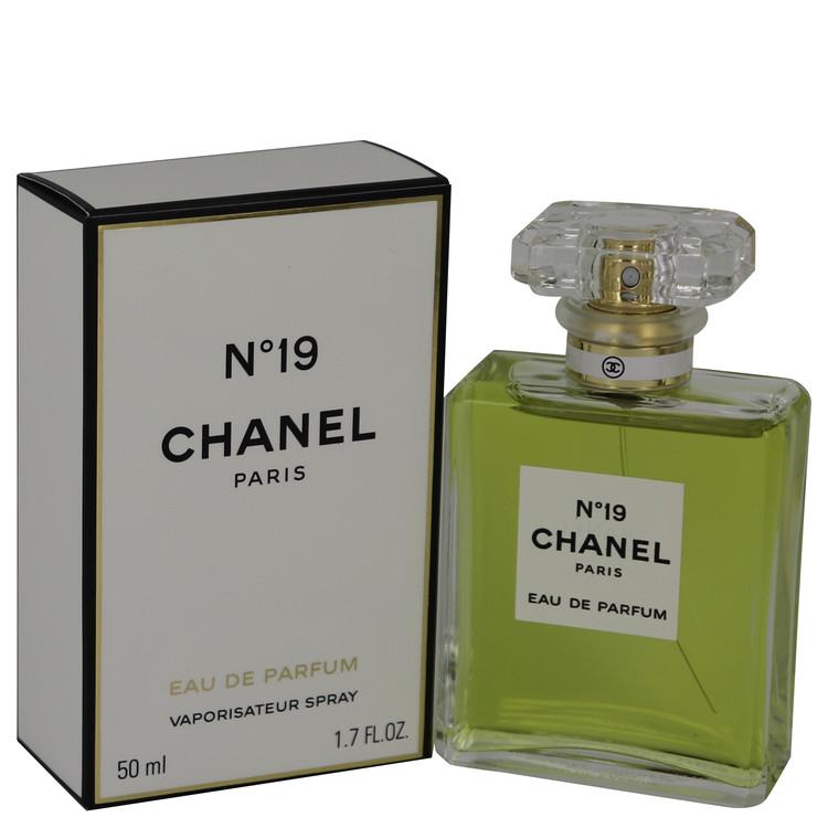 CHANEL 19 by Chanel for Women Eau De Parfum Spray 1.7 oz