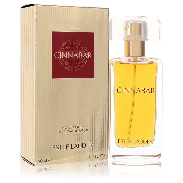 CINNABAR by Estee Lauder for Women Eau De Parfum Spray (New Packaging) 1.7 oz
