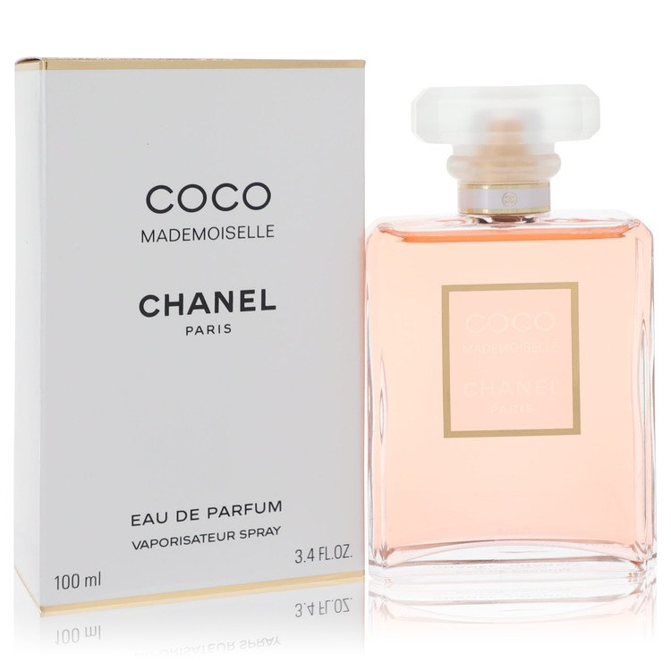 Coco Mademoiselle Perfume by Chanel 100 ml EDP Spay for Women