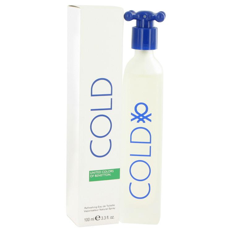 Cold Perfume by Benetton 100 ml Eau De Toilette Spray for Women