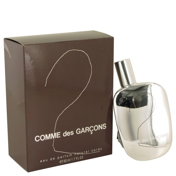 Comme des Garcons 2 by Comme des Garcons for Women Eau De Parfum Spray 1.7 oz