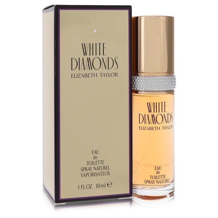 WHITE DIAMONDS by Elizabeth Taylor for Women Eau De Toilette Spray 1 oz