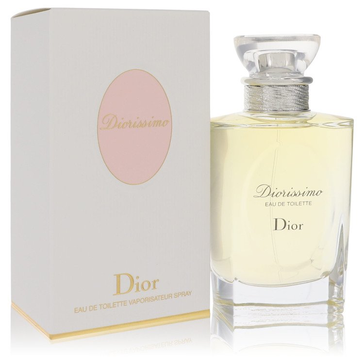 DIORISSIMO by Christian Dior for Women Eau De Toilette Spray 3.4 oz