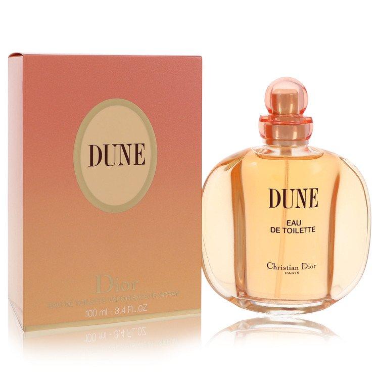 DUNE by Christian Dior –  Eau De Toilette Spray 3.4 oz 100 ml for Women
