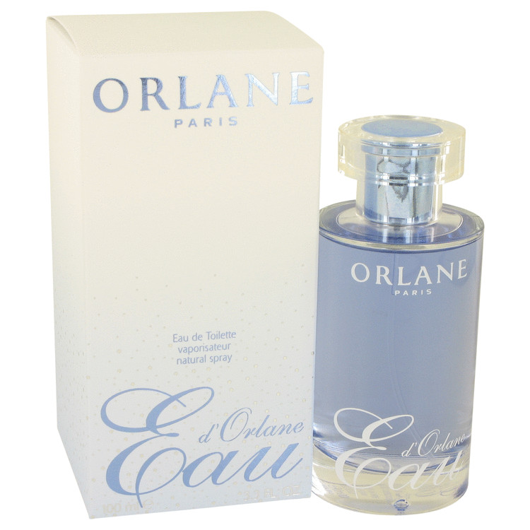 Eau D'orlane Perfume by Orlane 3.4 oz EDT Spray for Women