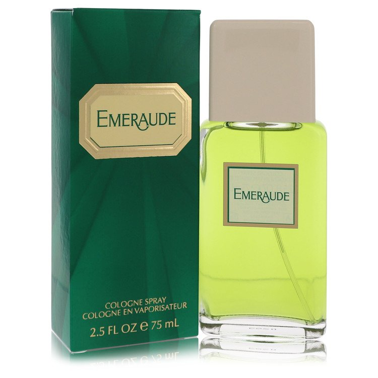 Emeraude Perfume by Coty 75 ml Cologne Spray for Women