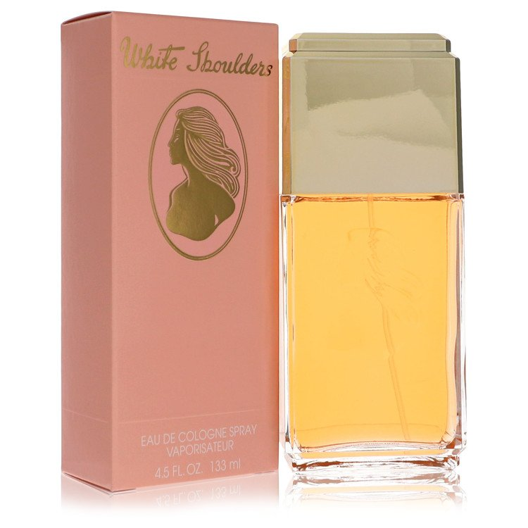 WHITE SHOULDERS by Evyan for Women Cologne Spray 4.5 oz