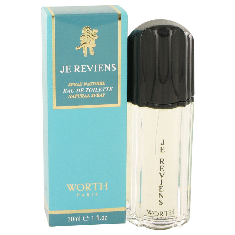 je reviens by Worth for Women Eau De Toilette Spray 1 oz