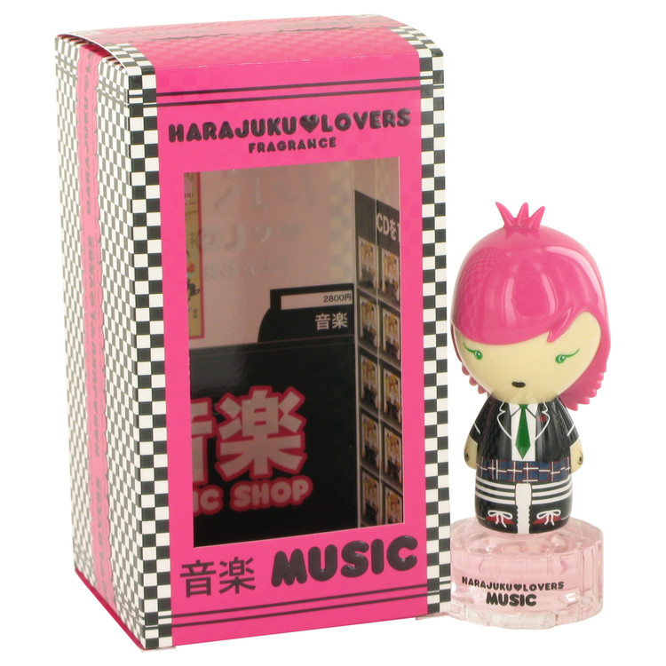 Harajuku Lovers Wicked Style Music Perfume 10 ml EDT Spay for Women