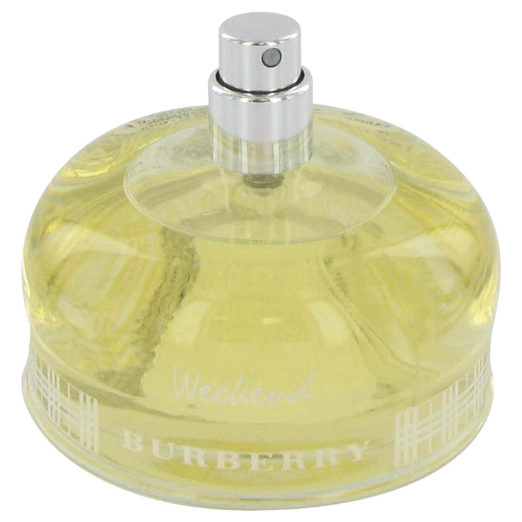 WEEKEND by Burberry for Women Eau De Parfum Spray (Tester) 3.4 oz