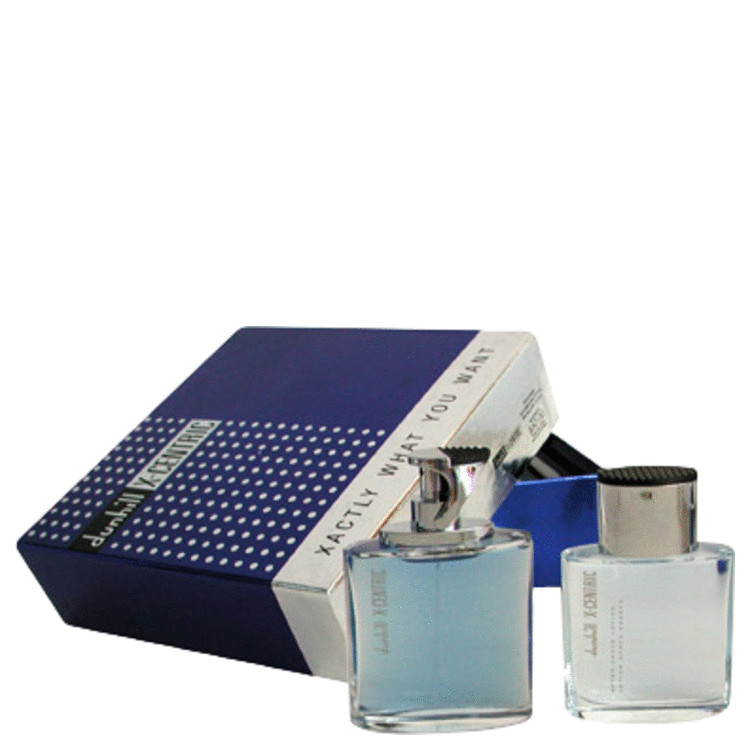 X-centric Gift Set -- Gift Set - 3.3 oz Eau De Toilette Spray + 2.5 oz After Shave Lotion for Men
