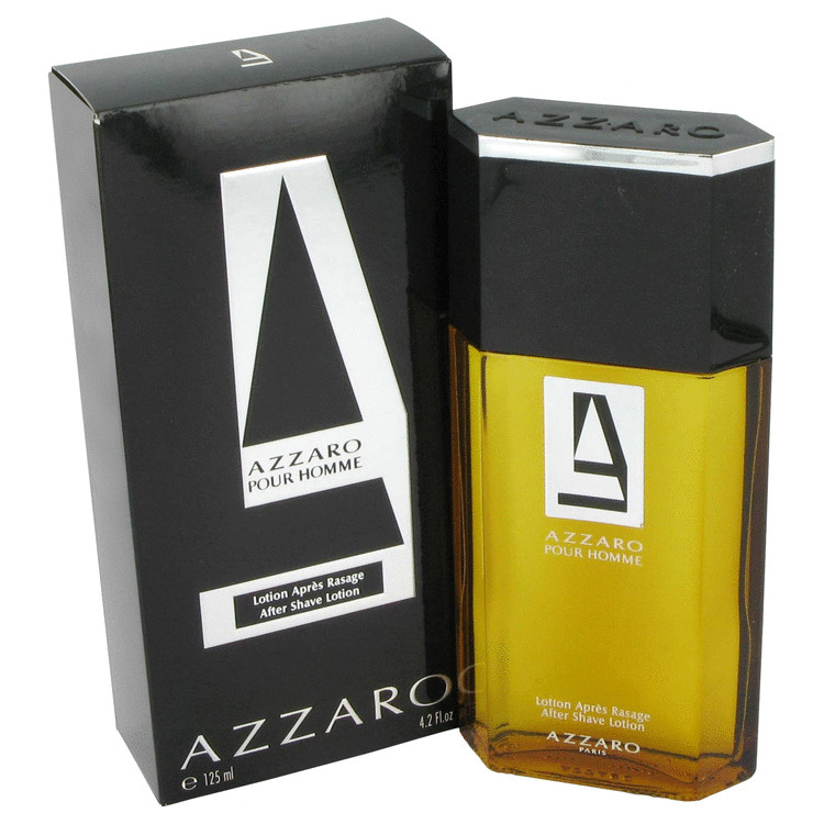 Azzaro After Shave by Azzaro 4.25 oz After Shave for Men