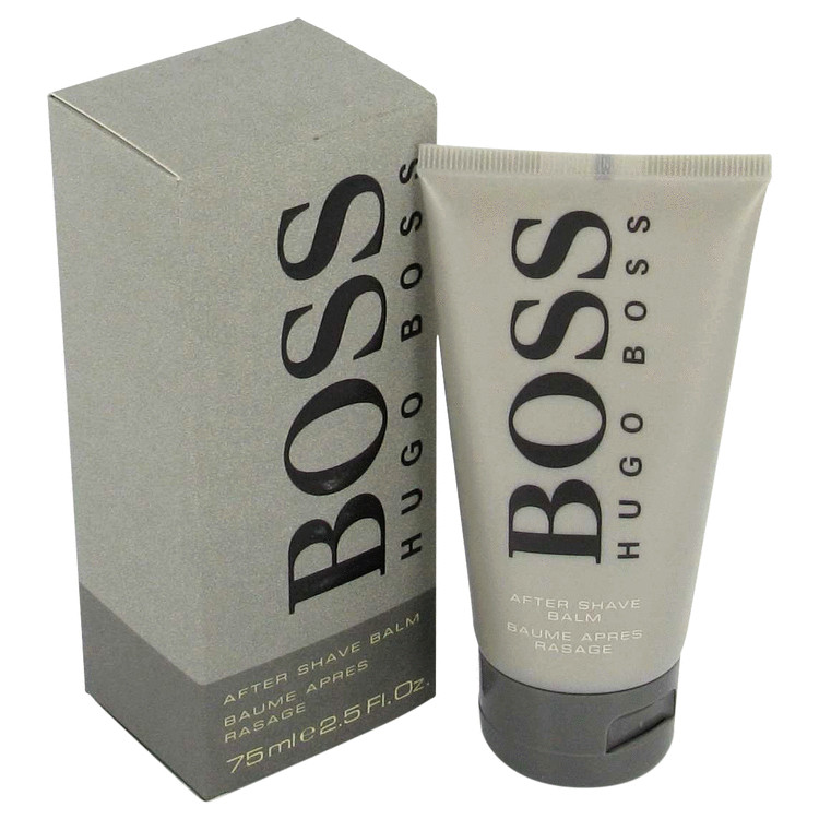 BOSS NO. 6 by Hugo Boss for Men After Shave Balm 2.5 oz