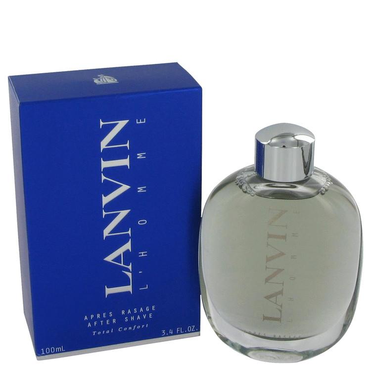 Lanvin After Shave by Lanvin 3.4 oz After Shave for Men