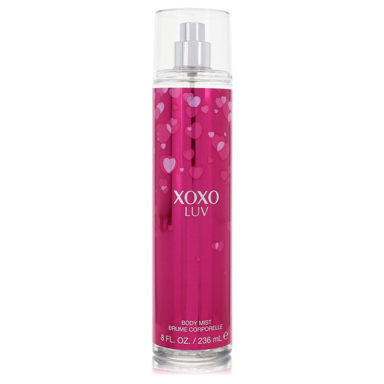 XOXO Luv by Victory International Body Mist 8 oz