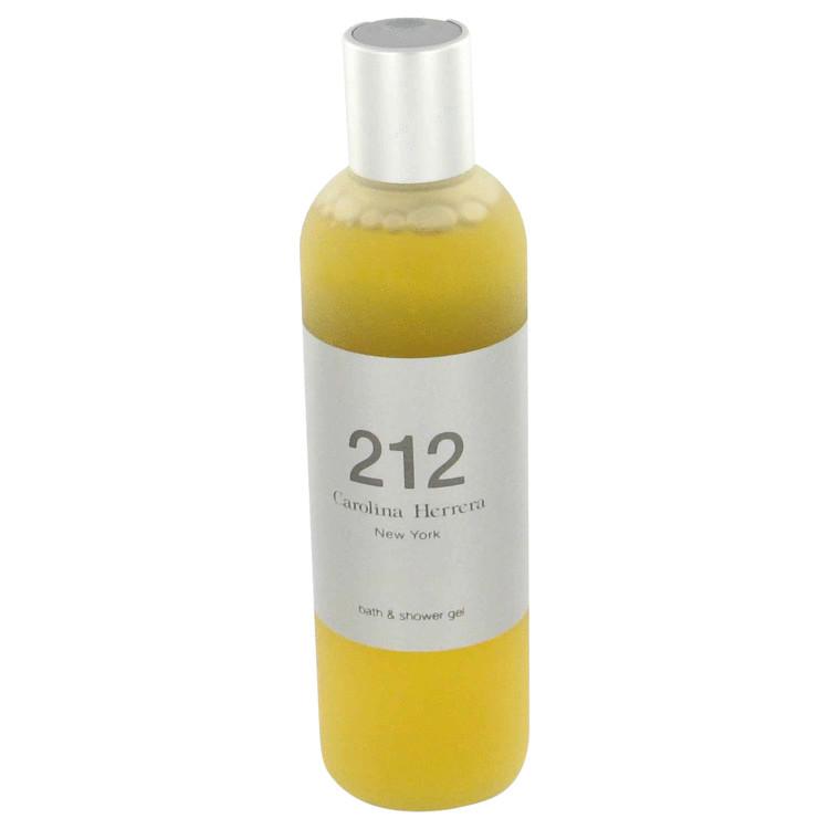 212 Shower Gel by Carolina Herrera 8.4 oz Shower Gel for Women