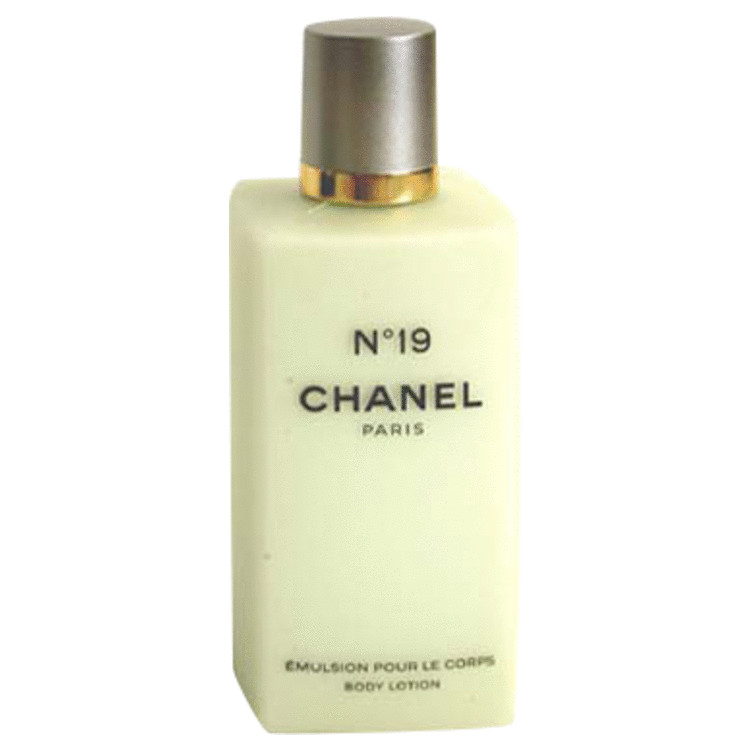 Chanel 19 Body Lotion by Chanel 6.8 oz Body Lotion for Women