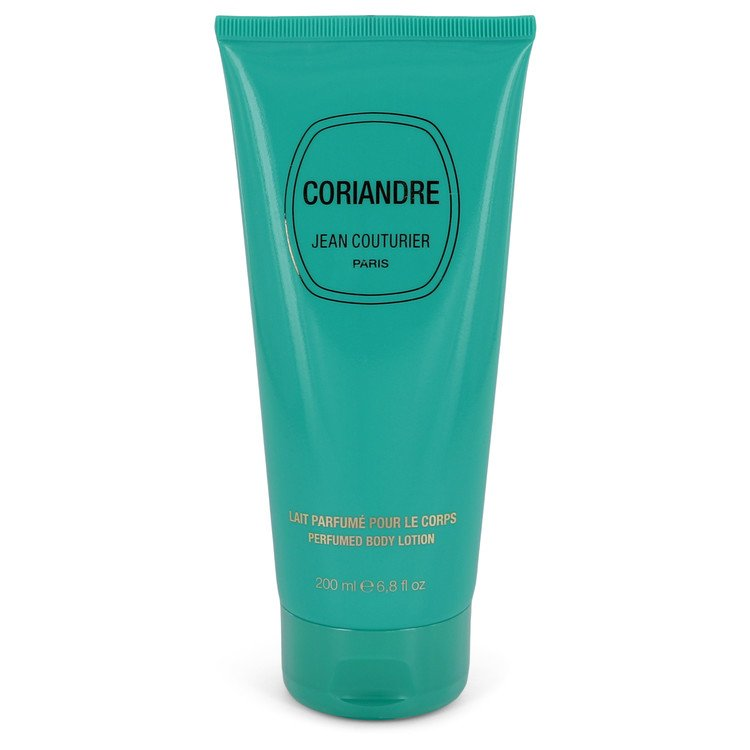 Coriandre Body Lotion 6.8 oz Body Lotion Tube for Women
