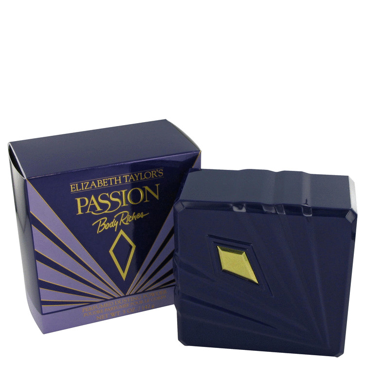 Passion Body Powder by Elizabeth Taylor 5 oz Dusting Powder for Women