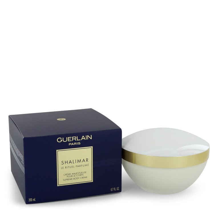 Shalimar Body Cream by Guerlain 7 oz Body Cream for Women