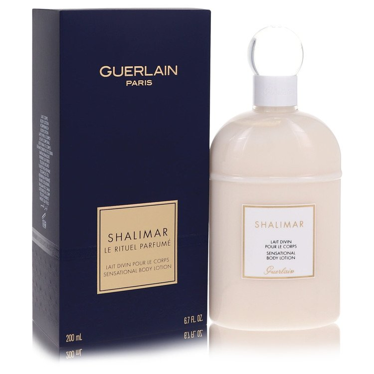 SHALIMAR by Guerlain for Women Body Lotion 6.8 oz
