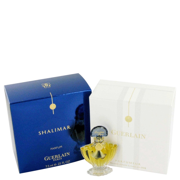 SHALIMAR by Guerlain for Women Pure Perfume 1/4 oz