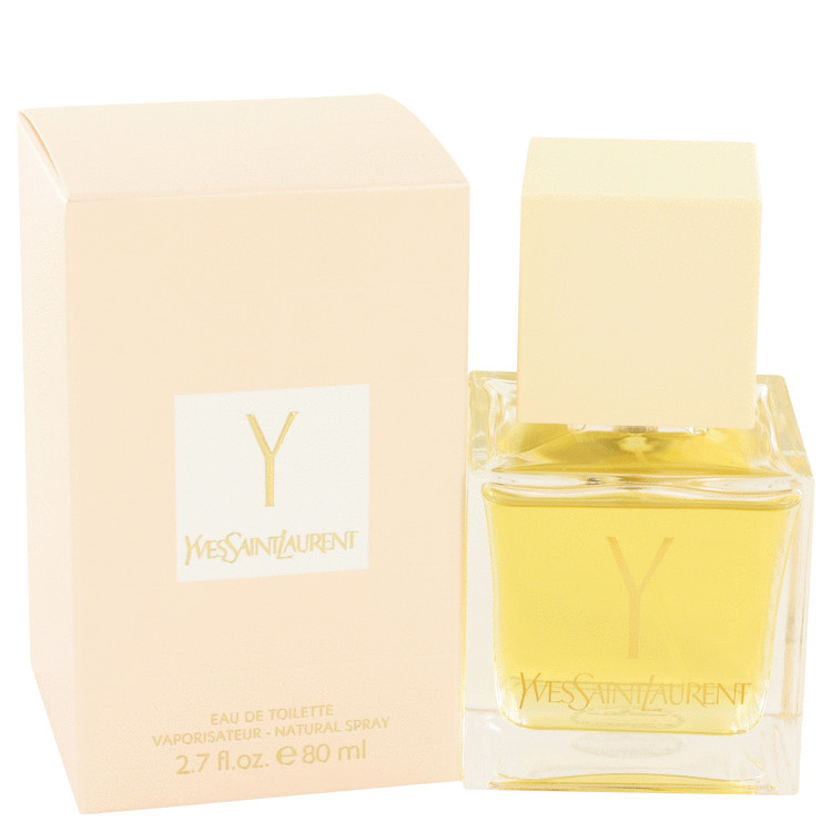 Y Perfume by Yves Saint Laurent 80 ml Eau De Toilette Spray for Women