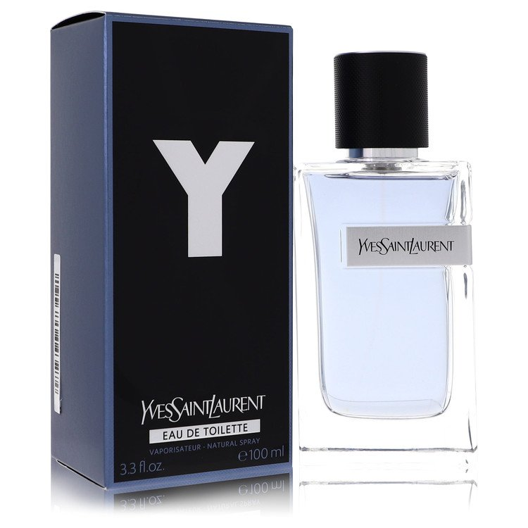 Y Cologne by Yves Saint Laurent 100 ml Eau De Toilette Spray for Men