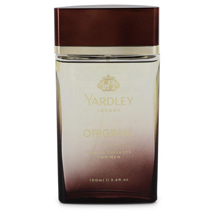 Yardley Original by Yardley London Men's Eau De Toilette Spray (unboxed) 3.4 oz