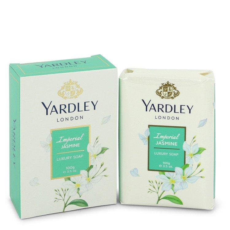 Yardley London Soaps by Yardley London Women's Imperial Jasmin Luxury Soap 3.5 oz