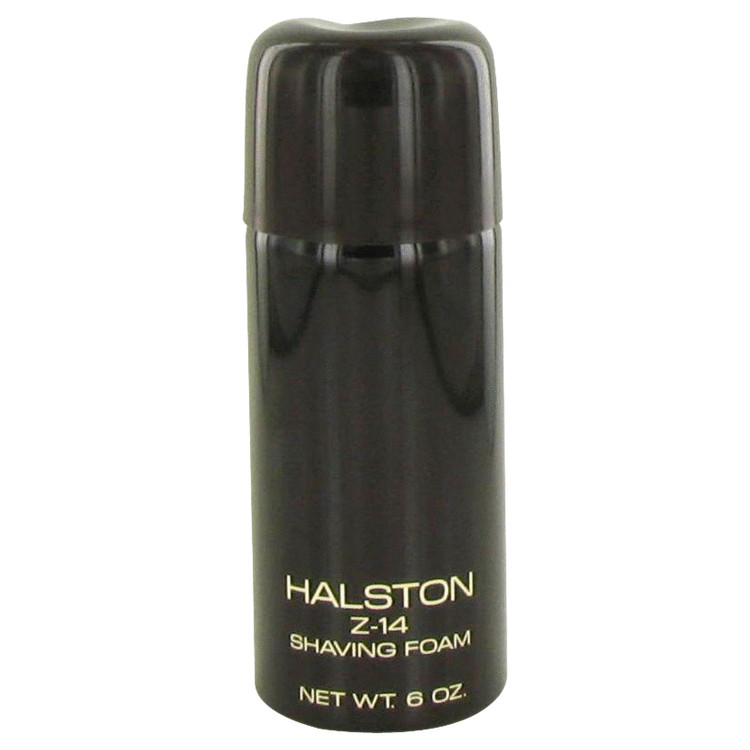 Halston Z-14 Shave by Halston 6 oz Shaving Foam for Men