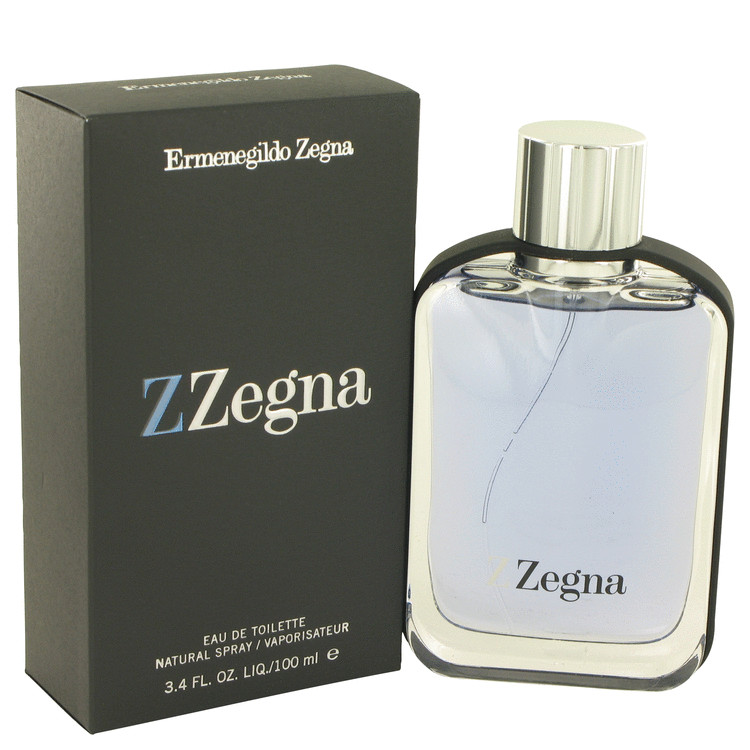 Z Zegna Cologne by Ermenegildo Zegna 100 ml EDT Spay for Men