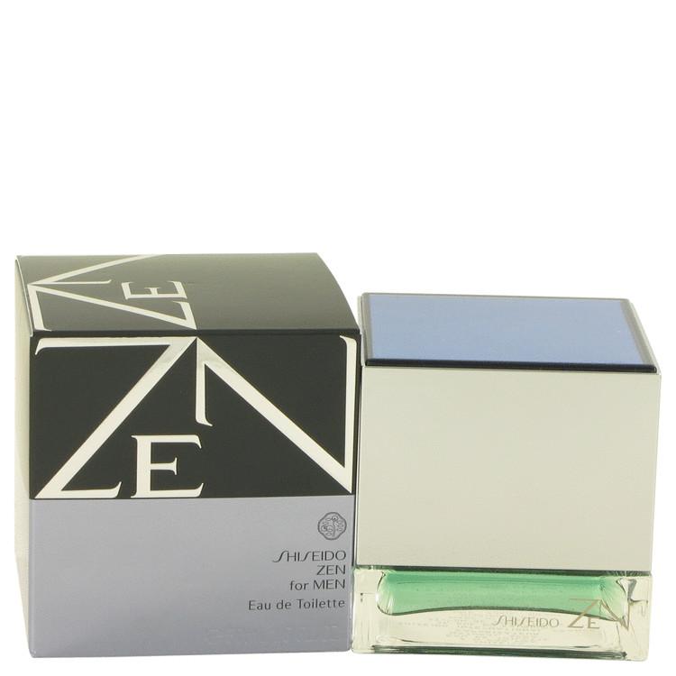 Zen Cologne by Shiseido 50 ml Eau De Toilette Spray for Men
