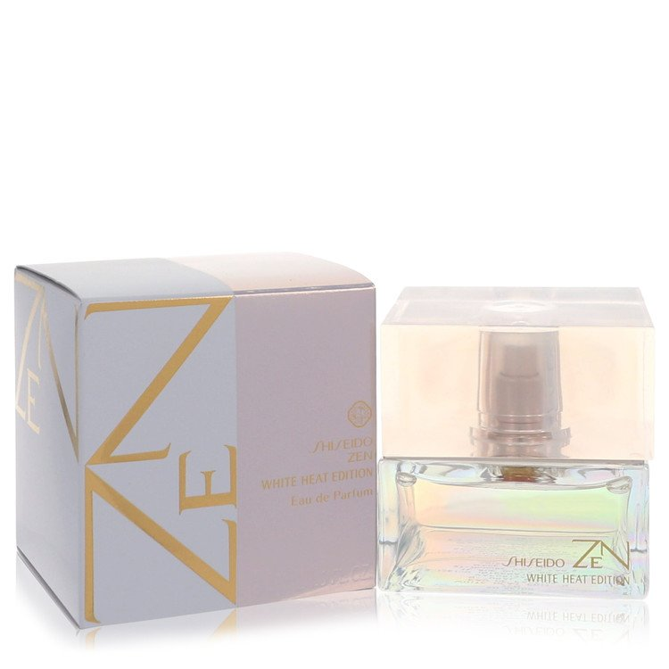 Zen White Heat Perfume by Shiseido 50 ml Eau De Parfum Spray for Women