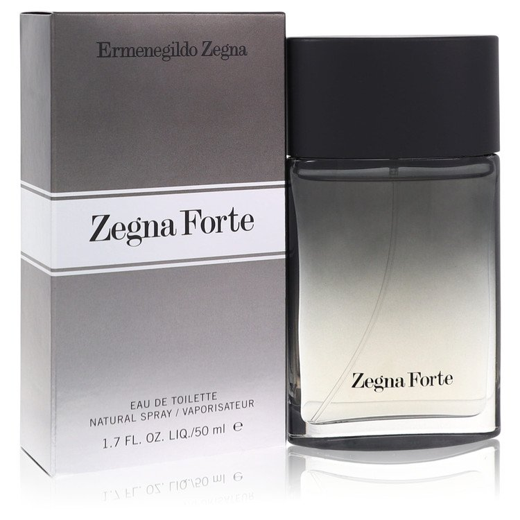 Zegna Forte Cologne by Ermenegildo Zegna 50 ml EDT Spay for Men