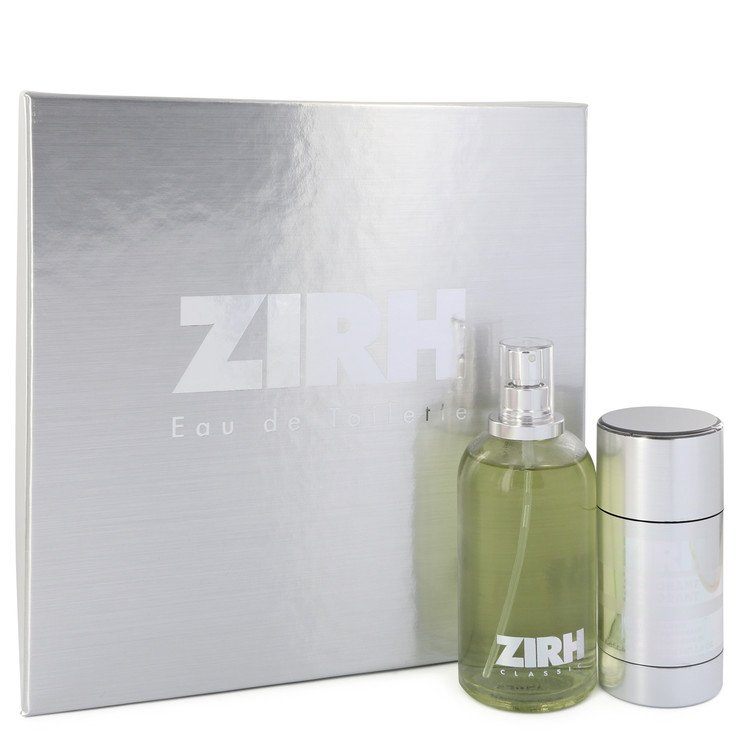 Zirh for Men, Gift Set (4.2 oz EDT Spray + 2.6 oz Deodorant Stick)