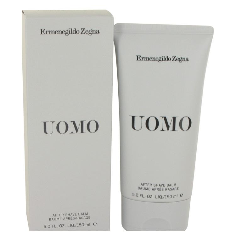 Zegna Uomo by Ermenegildo Zegna for Men After Shave Balm 5 oz