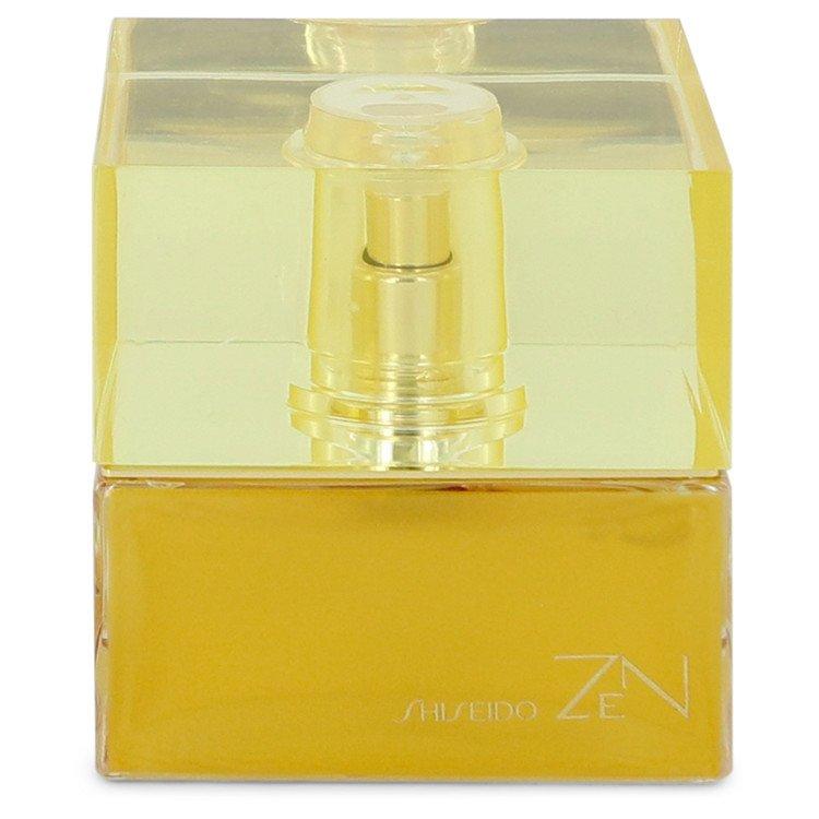 Zen Perfume by Shiseido 50 ml Eau De Parfum Spray (unboxed) for Women