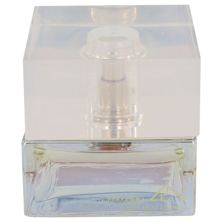 Zen White Heat Perfume 50 ml Eau De Parfum Spray (unboxed) for Women